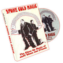 Stone Cold Magic DVD