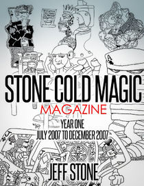 Stone Cold Magic Magazine Year 1 (PDF)