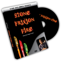 Stone Frixion Fire DVD